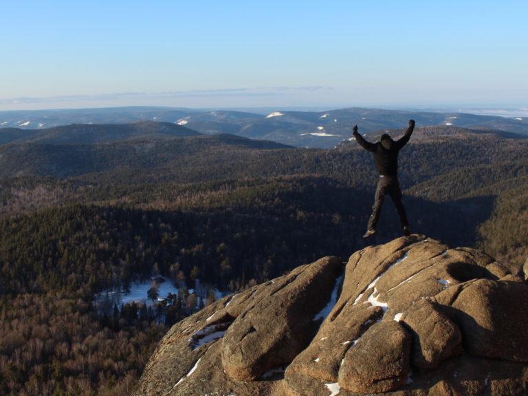 Reisepackliste: backpacking durch tiefsten Winter