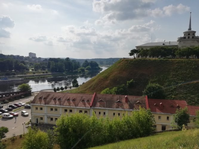 Hrodna Burg Memel