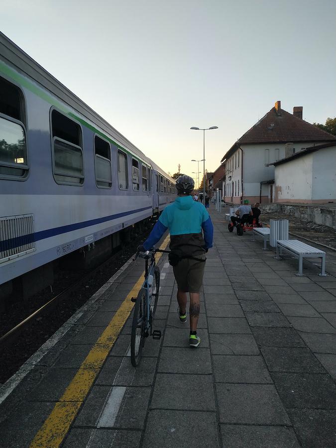Bahnhof Leba