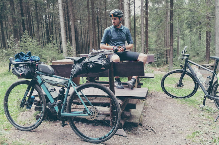 Bikepacking Rennsteig in drei Tagen