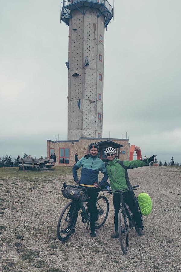 Schneekopf, der höchste Punkt Thüringens