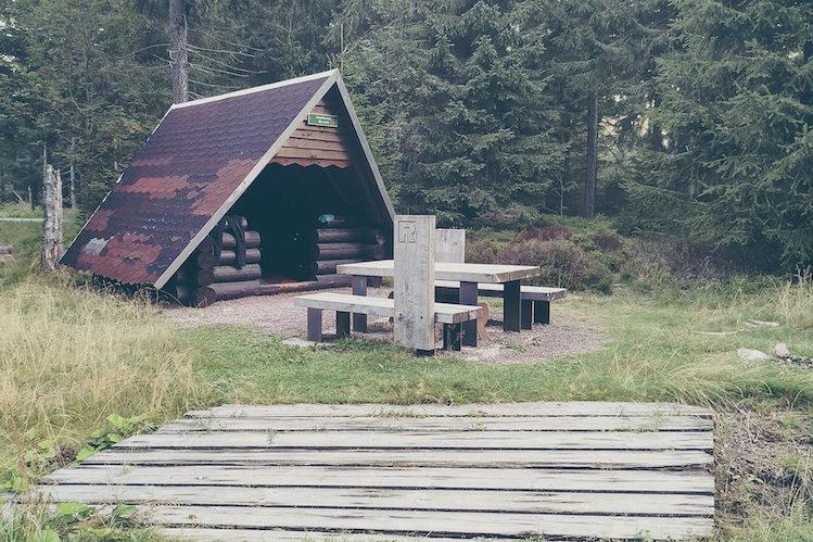 Nachtlager #2: Schutzhütte Axel