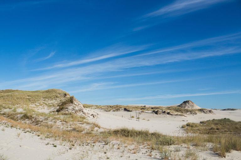 Die Leba Wanderdünen: 100% Ostsee-Feeling