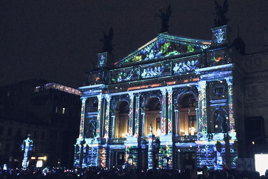 Solomiya Krushelnytska Lviv State Academic Theatre of Opera and Ballet