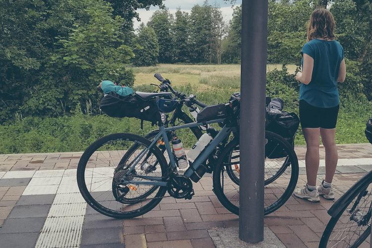 Abfahrt vom Bahnhof Ueckermünde