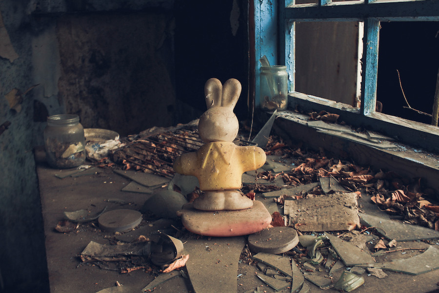 Tschernobyl besuchen: Lost Place ohne Zombies