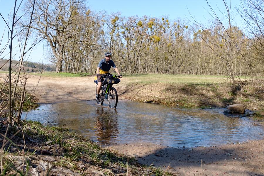 Bikepacking mit einem MTB: 3 Tage in Brandenburg