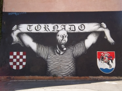 Street Art in Zadar, Croatia