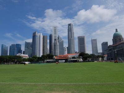Singaporean skyscrapers
