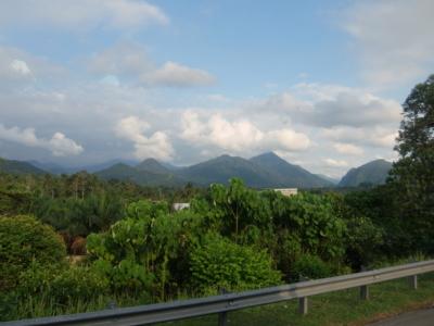 Malaysian highlands