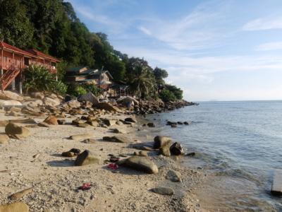 eastern islands of Malaysia, Pulau Perhentian Besar