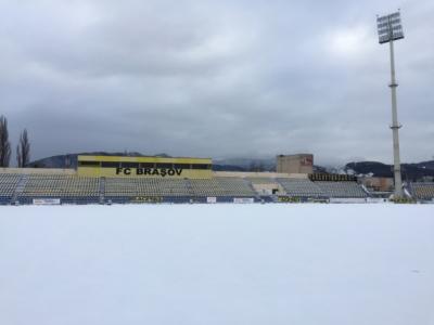 home stadium of SR Brașov, Stadionul Silviu Ploeșteanu